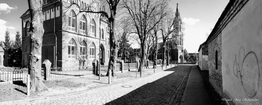 FFW und Kirche in Ragow